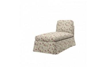 EKTORP Fodera per chaise-lounge senza braccioli