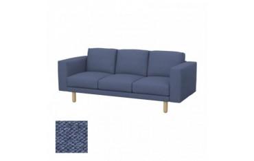 NORSBORG Fodera per divano a 3 posti