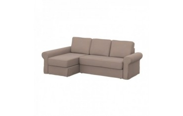 BACKABRO Fodera per divano con chaise-longue