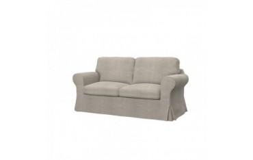 EKTORP Fodera per divano letto a 2 posti