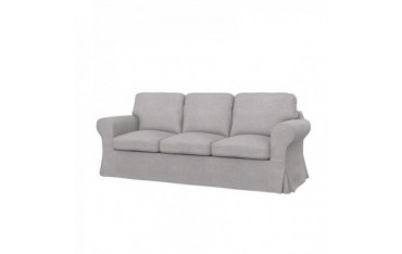 EKTORP Fodera per divano a 3 posti