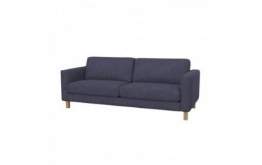 KARLSTAD Fodera per divano letto a 3 posti