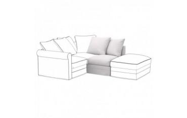 GRONLID Fodera per divano a 1 posti