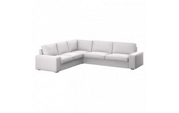 KIVIK Fodera per sofà d'angolo 2+3/3+2