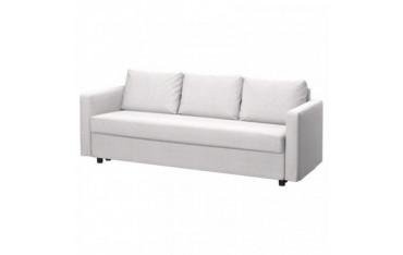 FRIHETEN Fodera per divano letto a 3 posti