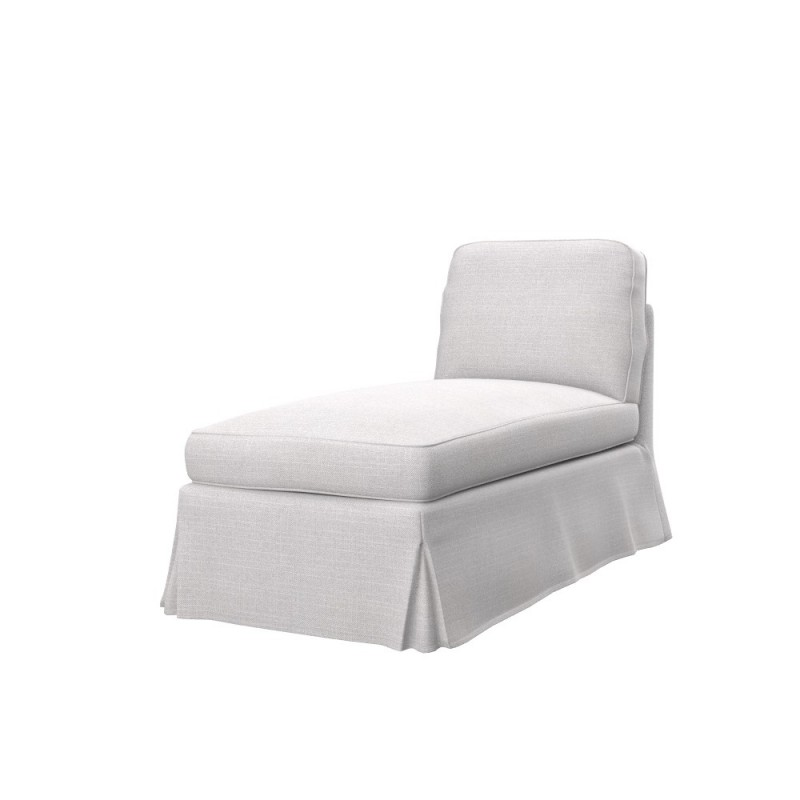 Ektorp fodera per chaise lounge senza braccioli soferia for Ektorp fodera