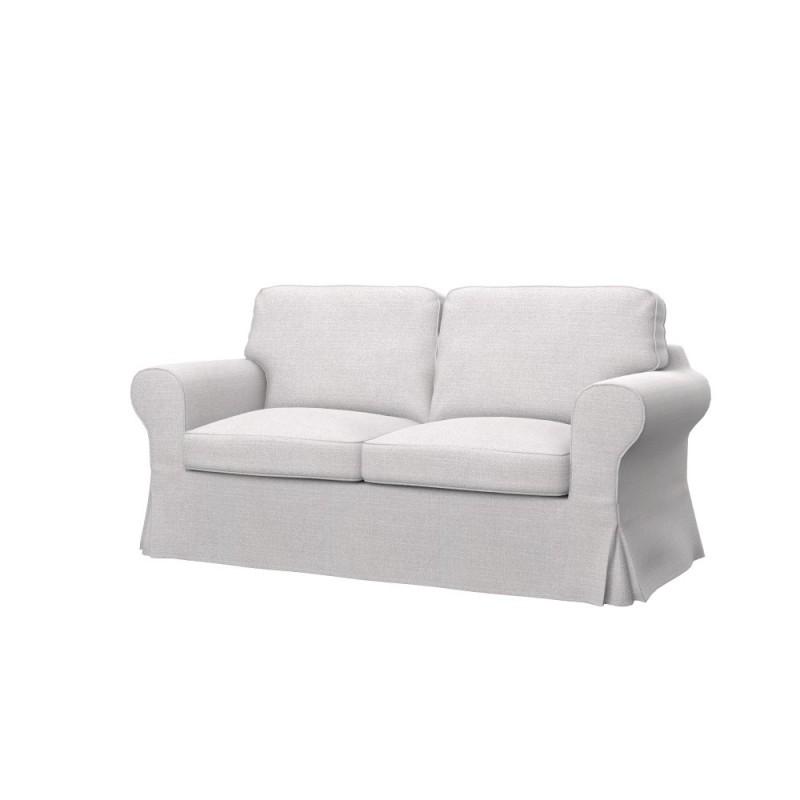 Ektorp fodera per divano letto a 2 posti soferia fodere per mobili ikea - Copridivano ektorp 3 posti letto ...