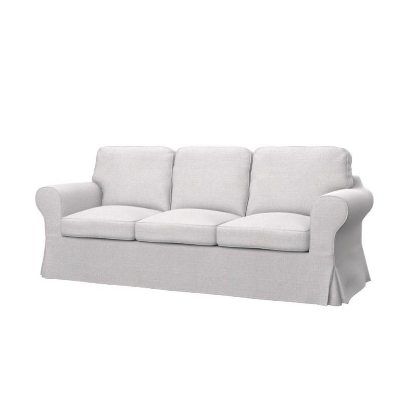 Ektorp fodera per divano letto a 3 posti soferia fodere per mobili ikea - Copridivano ektorp 3 posti letto ...
