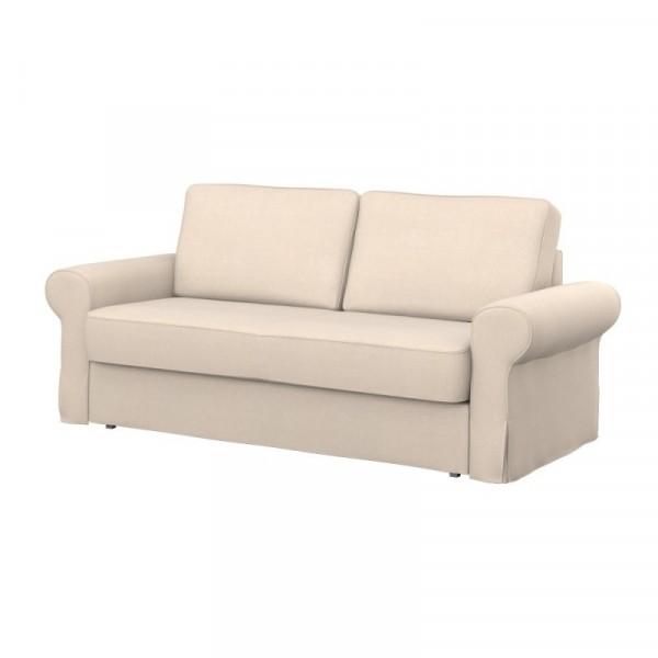 Divano Pelle Ikea 3 Posti.Backabro Fodera Per Divano Letto A 3 Posti Soferia Fodere Per