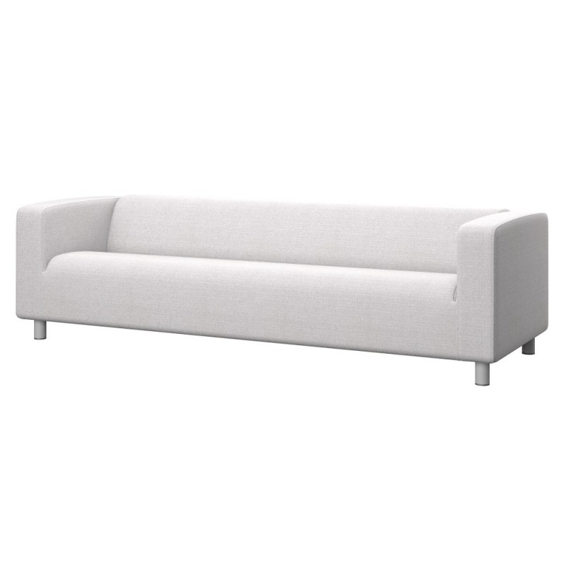 Klippan fodera per divano a 4 posti soferia fodere per mobili ikea - Divano ikea klippan ...