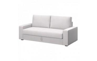 VILASUND Fodera per divano letto a 3 posti