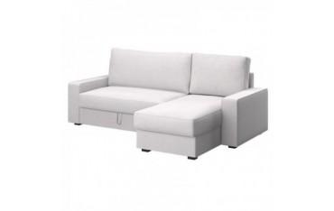 VILASUND Fodera divano letto/chaise-longue