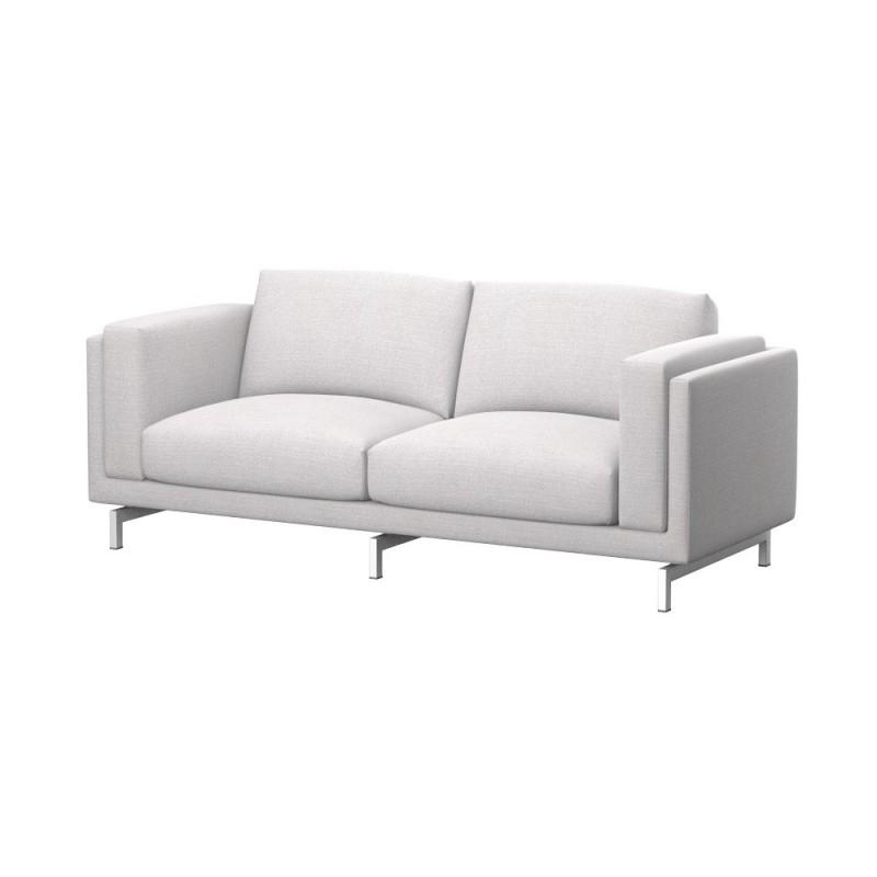 Nockeby fodera per divano a 2 posti soferia fodere per - Fodera divano ikea ...