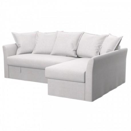 HOLMSUND Fodera per divano letto angolare