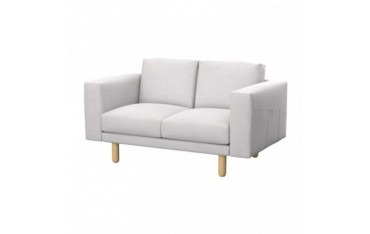NORSBORG Fodera per divano a 2 posti