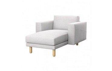 NORSBORG Fodera per chaise-longue