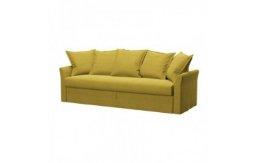 HOLMSUND Fodera per divano letto a 3 posti
