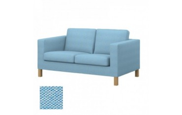 KARLANDA Fodera per divano a 2 posti